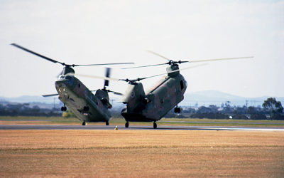 Chinook Displays