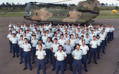 Hendo Says 12SQN Was The Happiest Squadron In The Land