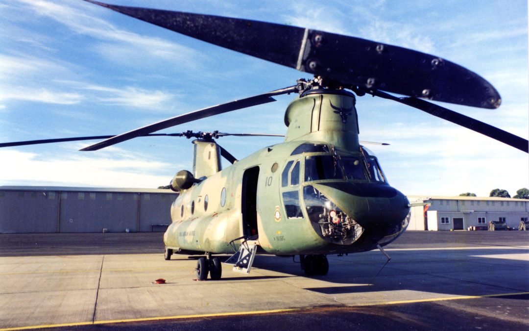 Chinooks Still Going Strong