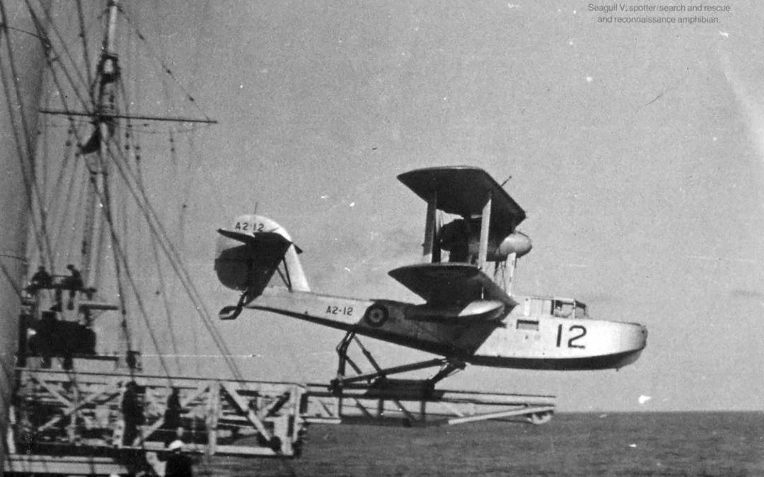 9SQN Photographs 1925-1944