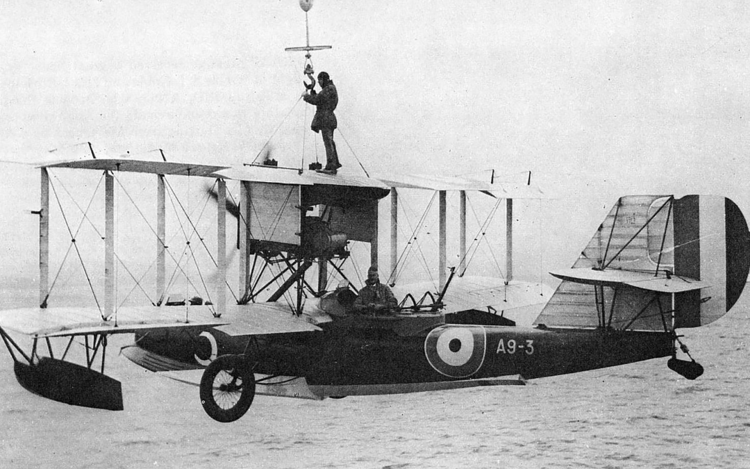 Unit History Sheets & reports on 9SQN operations for 1933 – 1944
